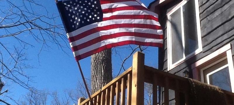 Flagpole For Home