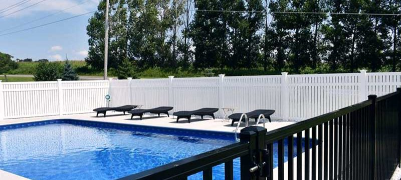 Installing Pool Fence